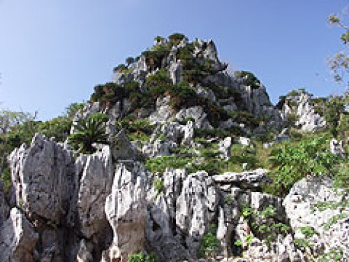 金剛石林山(こんごうせきりんざん)